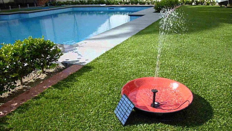 solar pond pumps