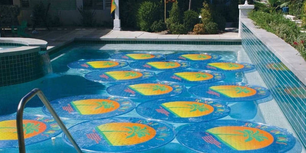 solar rings for pool