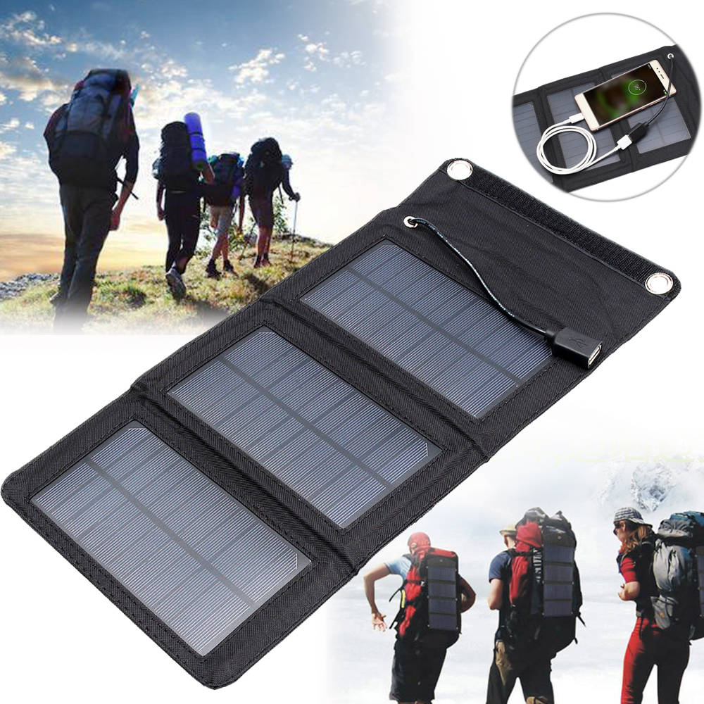 best solar travel charger